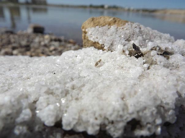 Соль-Илецк,солёное озеро-Развал-